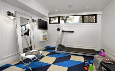 5 ESSENTIALS TO A MODERN HOME GYM