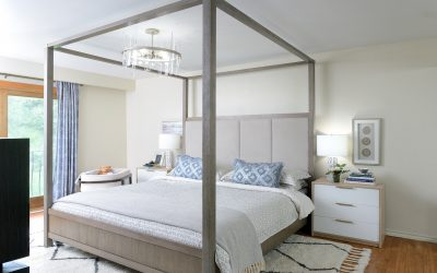 HOW TO CREATE A LUXE BEDROOM WITHOUT BREAKING THE BANK