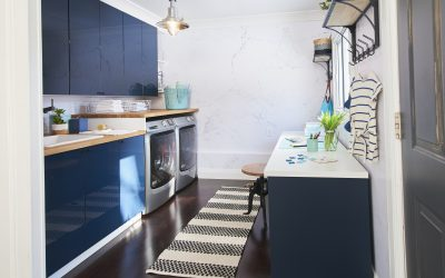 HOW TO CREATE A DEPENDABLE LAUNDRY ROOM