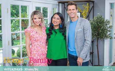 BEHIND THE SCENES OF HOME AND FAMILY