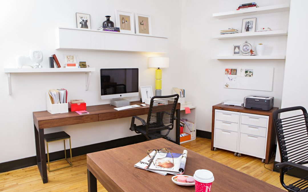 5 THINGS TO DO TODAY TO ORGANIZE YOUR OFFICE