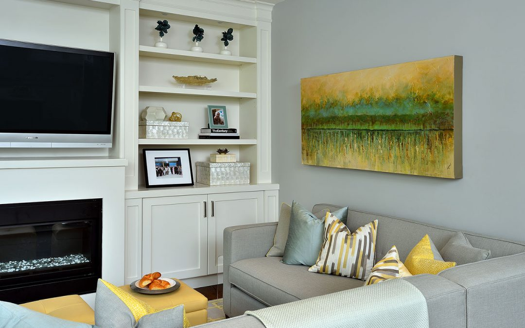 HOW TO STYLE (AND FINISH) A ROOM IN 48-HOURS