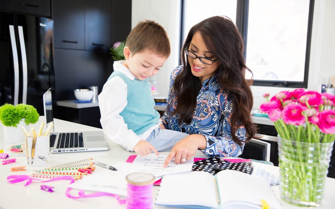 How to balance work around a busy family life