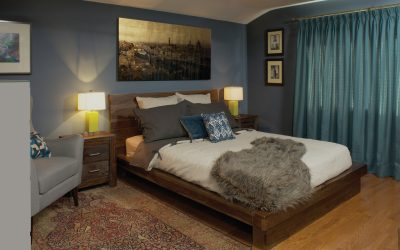 How to create the coziest bedroom ever