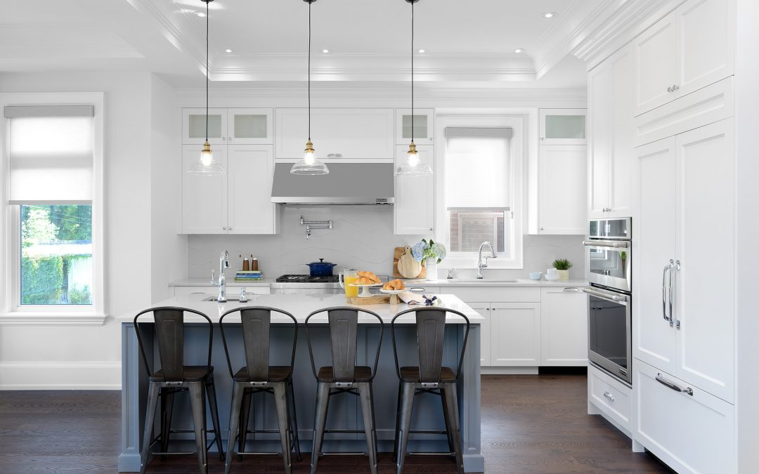 TRANSITIONAL KITCHEN REVEAL: A TALE OF TWO HOUSES