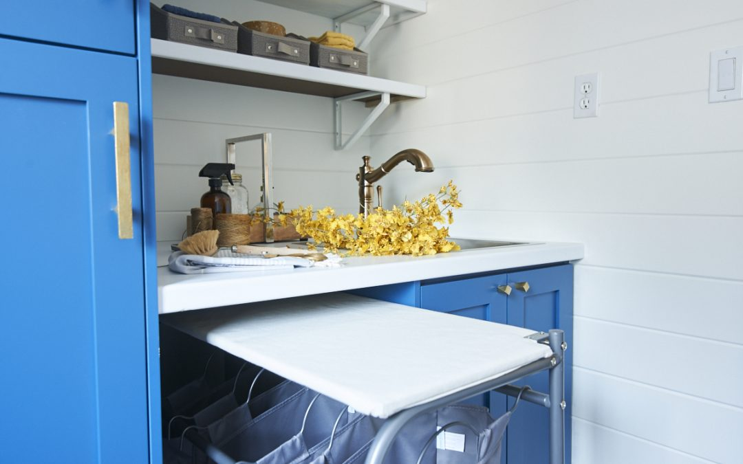 HOW TO CUSTOMIZE YOUR LAUNDRY ROOM