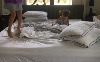 #CASACANNING MASTER BEDROOM BEFORE