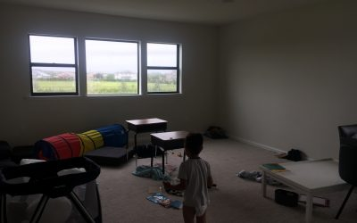 ONE ROOM CHALLENGE WEEK 1: AN EPIC PLAYROOM