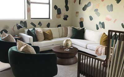 ONE ROOM CHALLENGE WEEK 6: A FUN AND PLAYFUL PLAY SPACE
